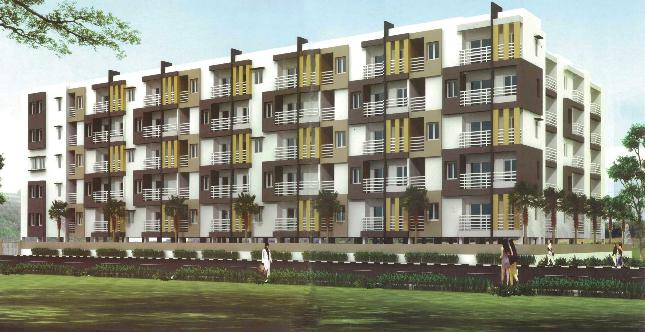 2BHK LUXURIOUS APPARTMENTS TO SALE AT ANANTHANAGAR PHASE 2 ELECTRONIC CITY