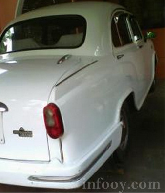 Ambassador car, only owner used for sale - Trivandrum
