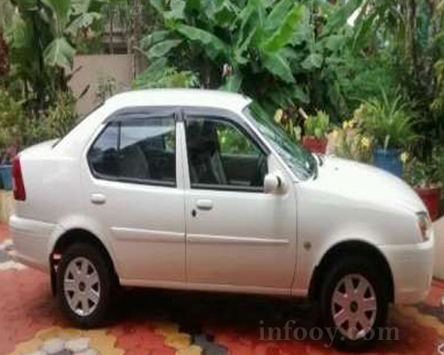 Urgent sale Ford icon 2009 white - Kollam