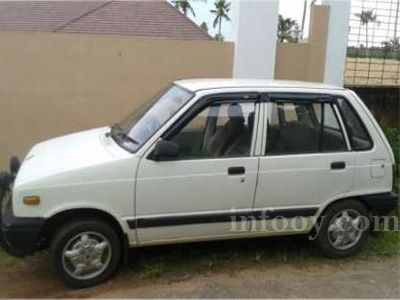Maruti suzuki 800 A/c in good condition - Kollam