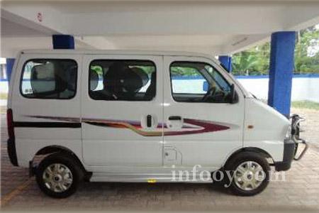 2011-Hardly used Maruti suzuki Eeco Van For sale - Trivandrum