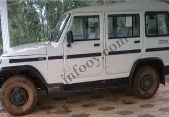 Mahindra Bolero di 4wd for sale ac/ps - Kochi
