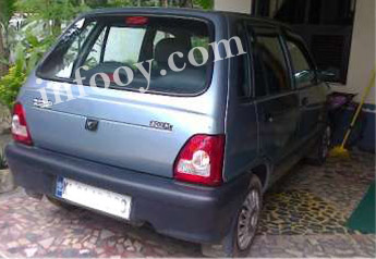 2006 model maruti Suzuki 800 for sale good condition AC - Kochi
