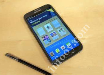 SAMSUNG GALAXY NOTE 2 IN MINT CONDITION FOR SALE - Kottayam
