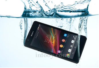 Sony experia zr for sale WITH FULL BOX - Kollam