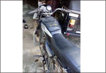Good Condition Hero Honda Splendor for sale - Trivandrum