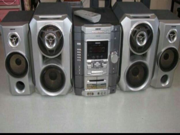 SONY MHR-RV7 4700W POWERFUL AUDIO.MP3/VCD.FM AUX FOR SALE AT KOCHI