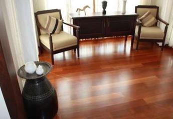 Solid wood Flooring & Designer Veneered Doors - Kottayam