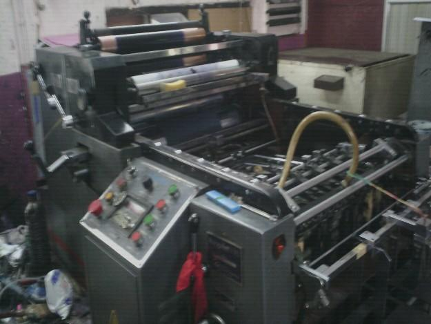 Offset printing machine - Kottayam