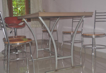 Dining Table with 4 Chair for Sale - Trivandrum