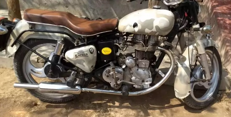 Royal Enfield Bullet for sale -Agra