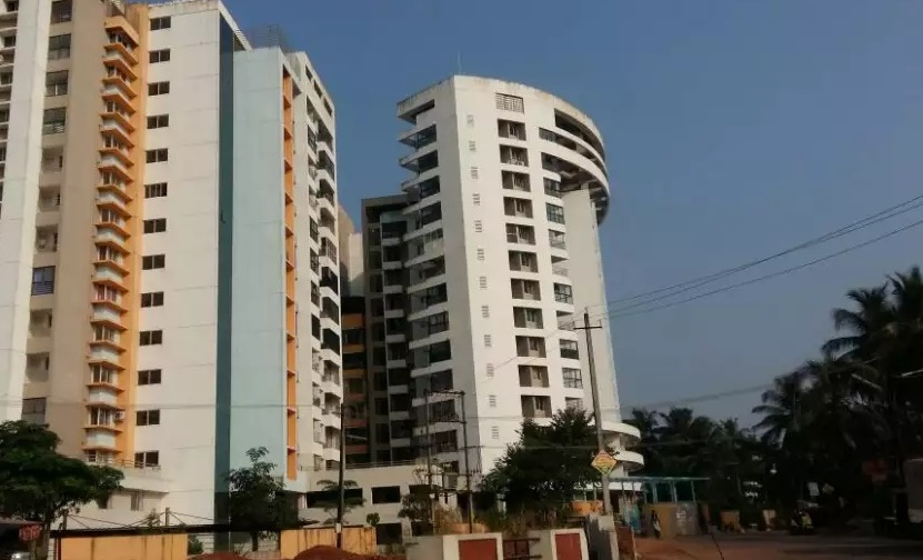2bhk beautiful un occupied apartment for sale - Mangalore
