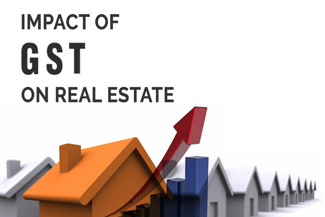 Impact of GST on Indian real estate sector