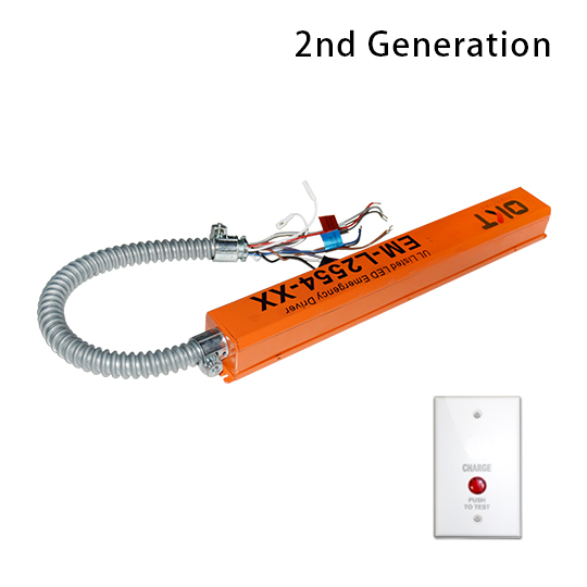 Field Installation UL Listed Emergency LED Driver