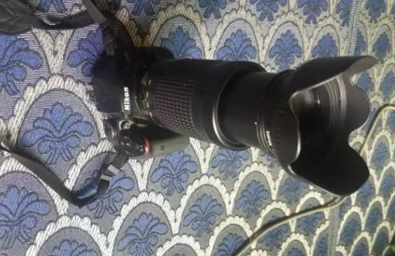 Nikon dslr d3400 lens