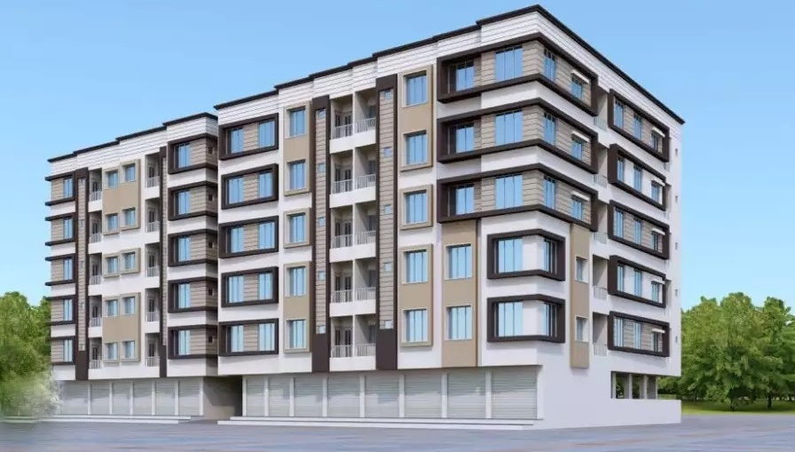 Flat for sale from 9-15 Lakhs - 1 Bhk and 2 Bhk