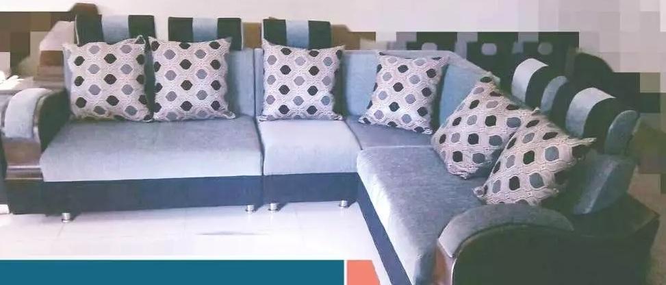 PU20 New design brand corner sofa set with 3 years warranty