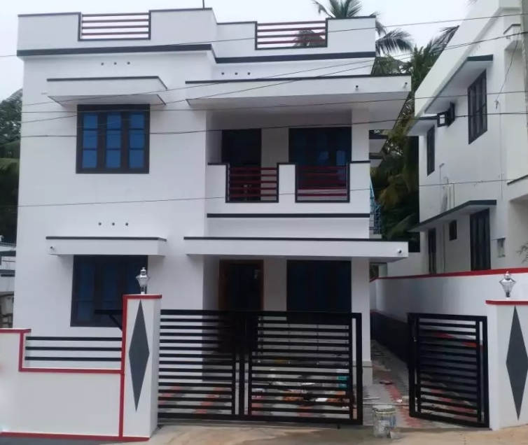 New 3 bhk style house