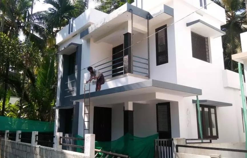 New fancy house 49 lakh 100% bank loan