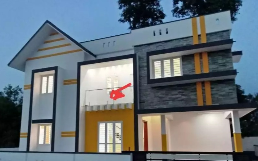 4 bhk beautiful house for sale