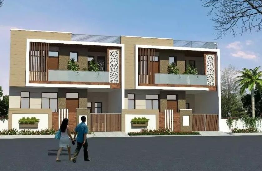 Villa in Gandhipath West