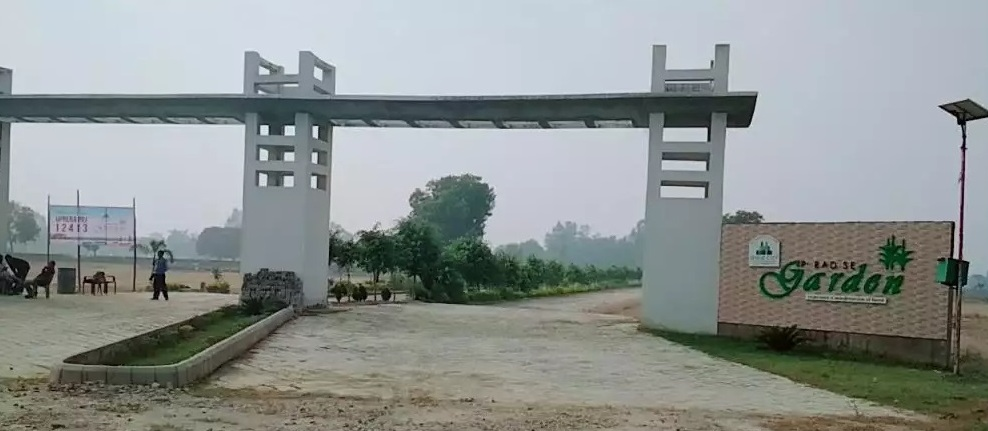Buy residential plot on prime location at low price