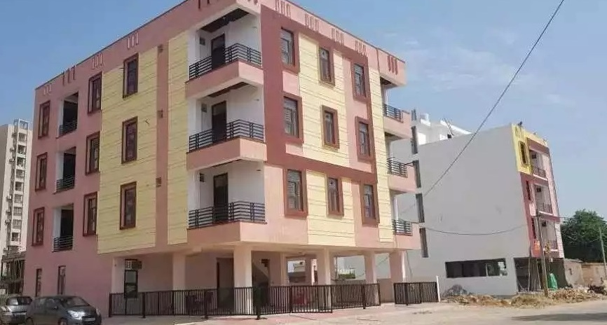 2 bhk pant house for seal manglam city kalwar road
