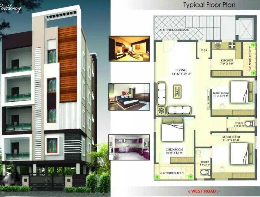 Individual 3 bedroom houses for sale - Vepagunta, Visakhapatnam