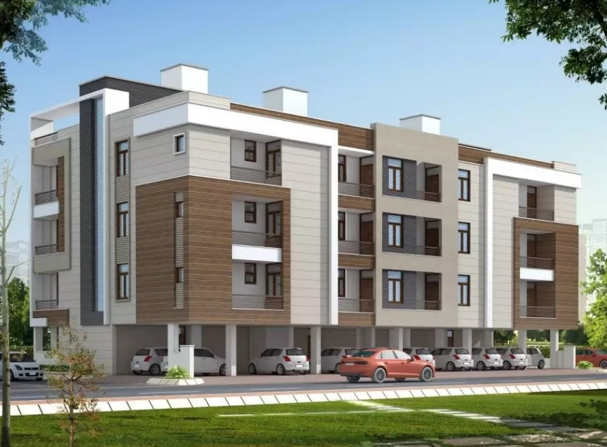 A Very beautiful 2 Bhk