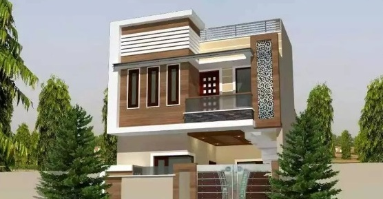 Fully furnished house included 3 bedrooms