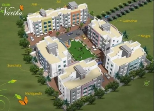 2 BHK Flat With Good connectivity