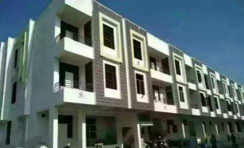 2 Bhk flat project near Andhra Bank Khushi Vihar Mansarover ext. Patrakar Colony, Jaipur