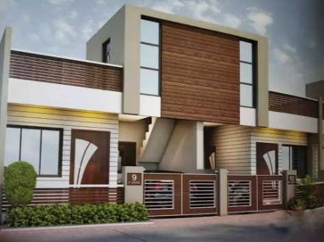 Villa for sale - Punagam, Surat, Gujarat