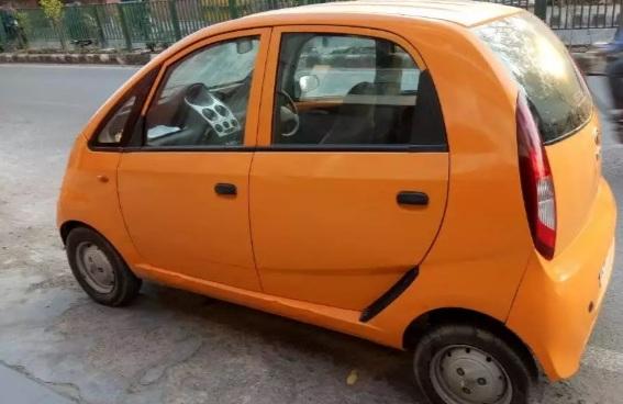 Tata Nano CX Special Edition