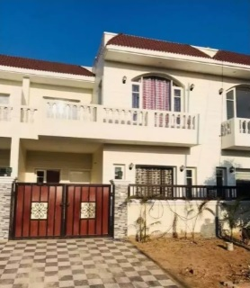 Beautiful house newly constructed