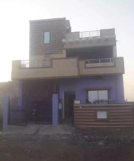 3BHK Duplex House only 35 Lac - Vivekanand Nagar, Bilaspur