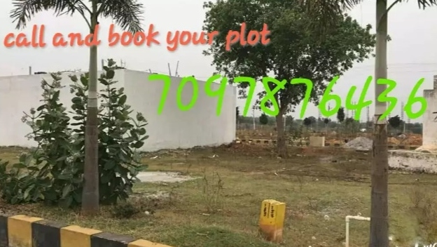 Residential plots are sale at near shamshabad airport