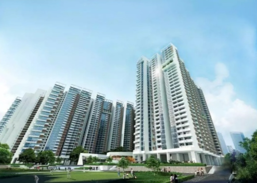 Gated community 3bhk flats sales
