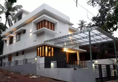 5 cent 4 bed fancy house 90 lakh