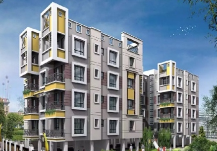 2BHK, 3BHK flats available in Campasari.