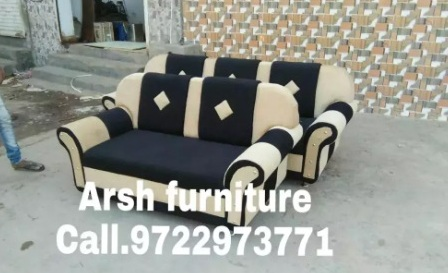 New branded 3 + 2 sofa set