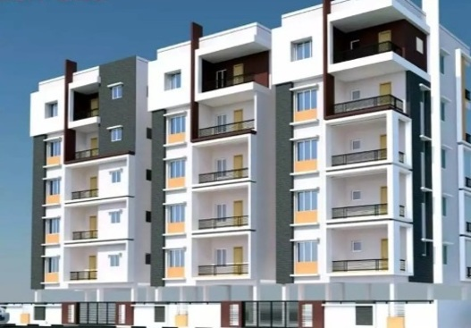 2&3bhk flats sale at atchuthapuram
