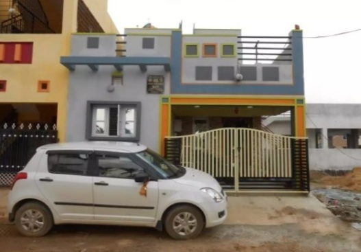 Duplex House for Sale for 60 lakhs