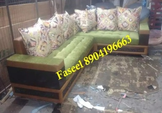 DN88 corner sofa set branded new
