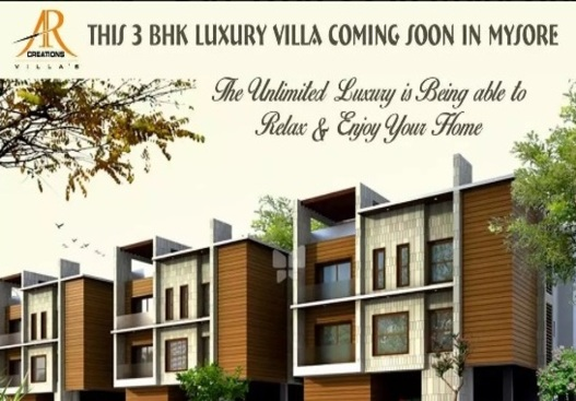 We are launching a 3BHK luxury villas in Mysore
