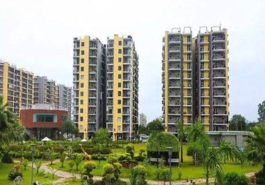 3 bhk Ready To Move Flat Zirakpur