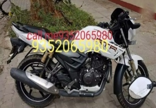 TVS Apache RTR for sale
